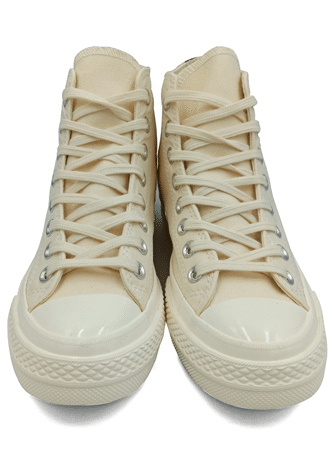 Кеды Converse White High